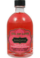 Oil Of Love Strawberry Champagne 3.4 Ounce