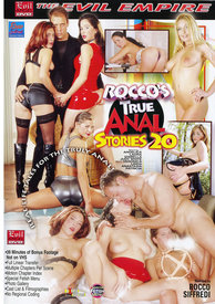 True Anal Stories 20