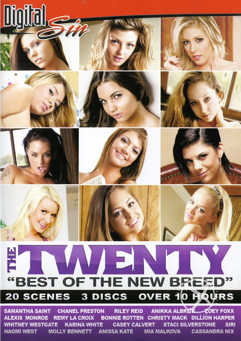 Twenty Best Of The New Breed{3 Disc}